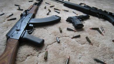 اسلحة في ليبيا