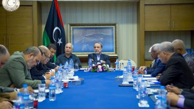 Photo of المجلس الأعلى للدولة يستنكر حملة التشويه ضد ليبيا
