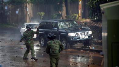 """Photo of الشرطة في """"كينيا"""" تطلق الغاز المسيل للدموع على متظاهرين"""