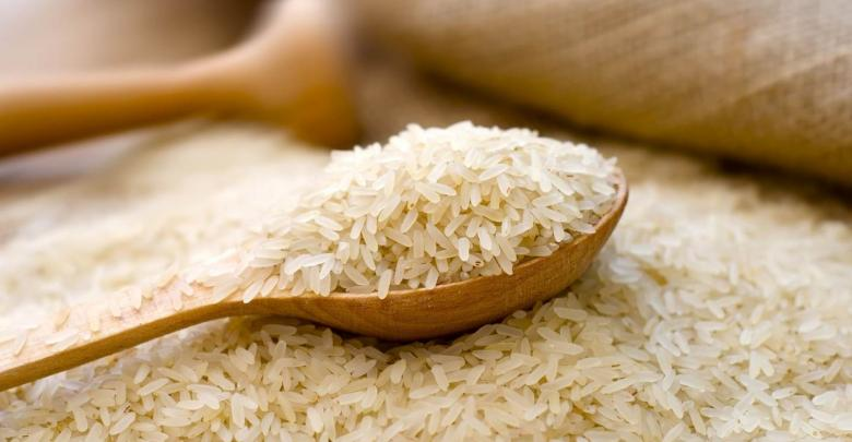 شحنة أرز