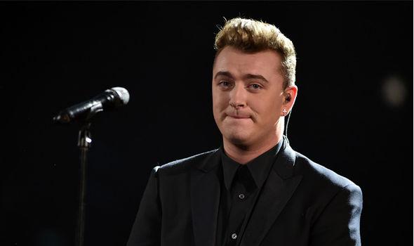 المغني البريطاني سام سميث