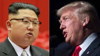 دونالد ترامب و بيونغ يانغ