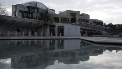 البرلمان الاسكتلندي