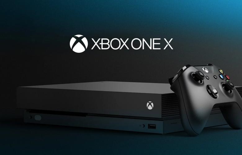 جهاز منزلي Xbox One X