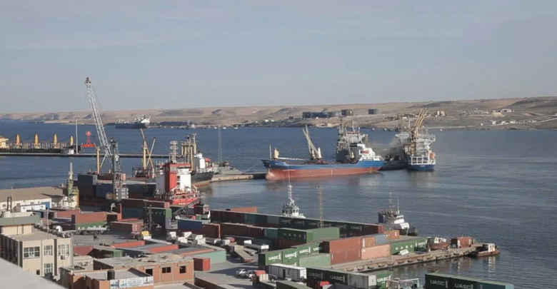 ميناء طبرق