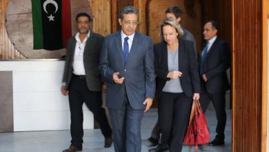 سفيرة الاتحاد الأوروبي في ليبيا بيتينا موشايدت