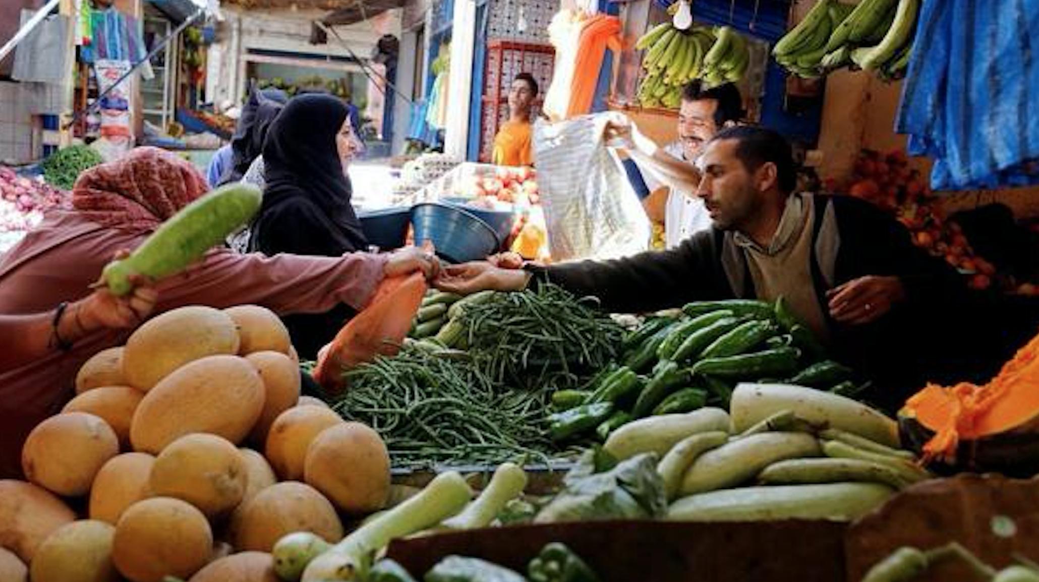 ارتفاع التضخم السنوي في المغرب