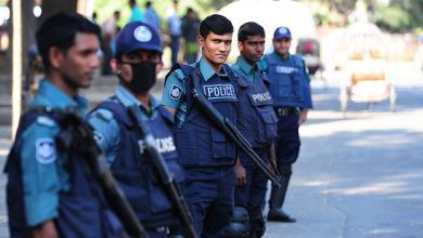 صورة بنغلادش تعتقل مشتبها به في قتل مدون أمريكي