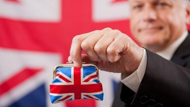 """Photo of """"الاسترليني"""" يهبط بعد رفع """"المركزي البريطاني"""" أسعار الفائدة"""