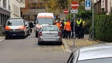 """Photo of """"طرد مريب"""" يسبب إخلاء مكتب قنصلي أميركي في زيوريخ"""