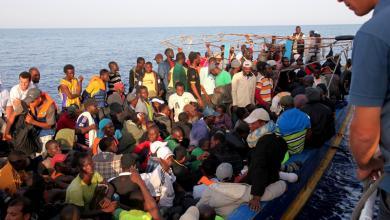 صورة بالأرقام.. منظمة الهجرة: البحر المتوسط أكثر المعابر ضررا للمهاجرين