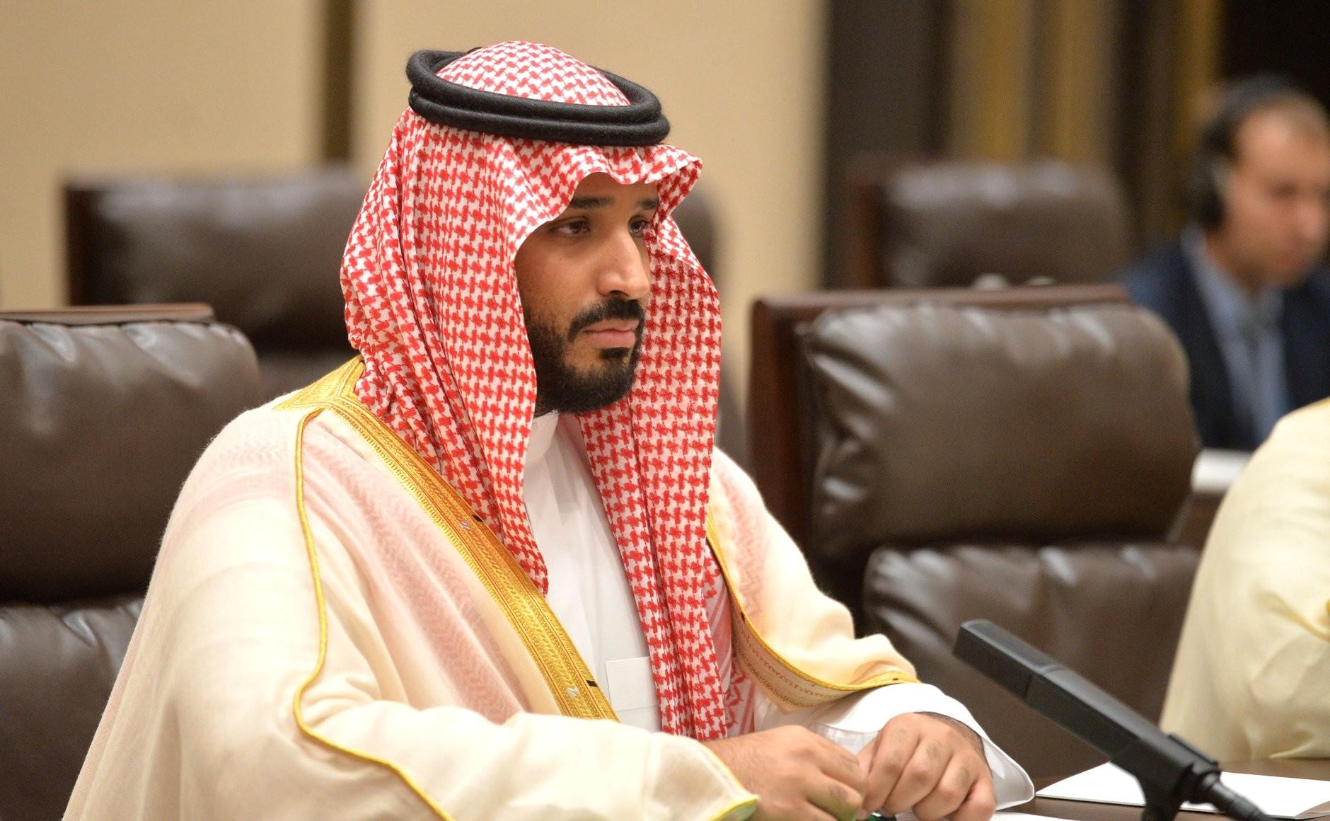 الأمير محمد بن سلمان ولي عهد المملكة العربية السعودية