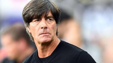 يواخيم لوف مدرب منتخب ألمانيا لكرة القدم