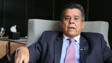 وزير الخارجية في الحكومة المؤقتة محمد الدايري