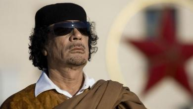 Photo of القذافي تحت الأرض وفضائحه المالية فوقها