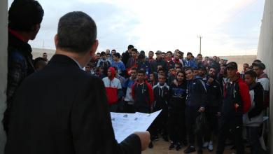 مغاربة عالقون في ليبيا - ارشيفية