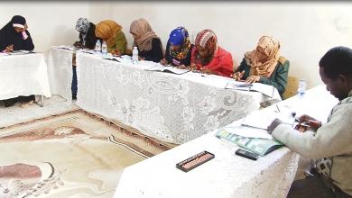 الماكس مايند علم مواكب للعصر يبرز في الجنوب الليبي
