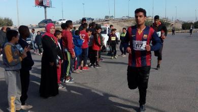 Photo of النشاط المدرسي أبوسليم يقيم سباق اختراق الضاحية
