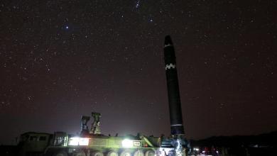 "Photo of الخطر الكوري الشمالي ""يتفاقم"".. والولايات المتحدة ""تستعد"""