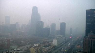 """Photo of """"الهواء الملوّث"""" يهزم"""" ثمان مدن صينية في """"المعركة المفتوحة"""""""