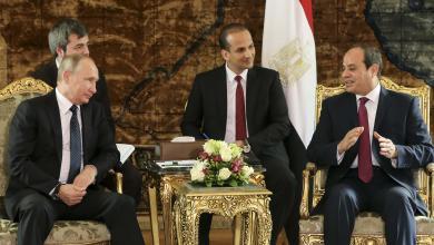 "Photo of توافق ""مصري روسي"" على تسوية سلمية في ليبيا"