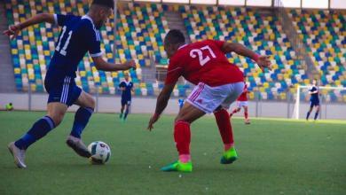 رادار الأهلي بنغازي يتابع لاعبين من الهلال.. لضمهما