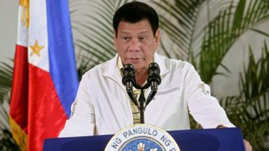 "Photo of رئيس الفلبين يعلن ""وقفا مؤقتا"" لإطلاق نار  مع المتمردين"