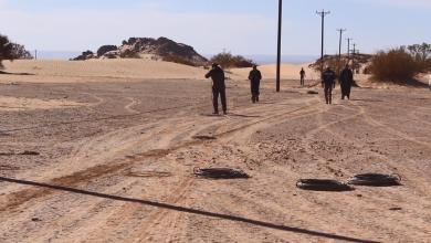 سرقة كوابل تتبع محطات الشركة العامة للكهرباء في غات