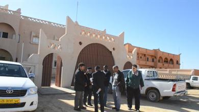 لجنة الآثار الليبية