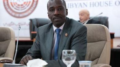 النائب صالح قلمة مقرر مجلس النواب