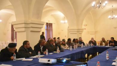 ورشة حوارية حول التراث الليبي