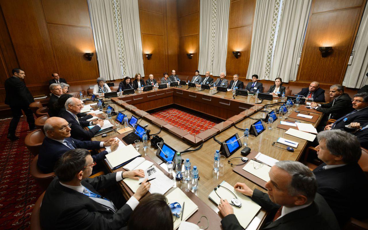 مفاوضات جنيف