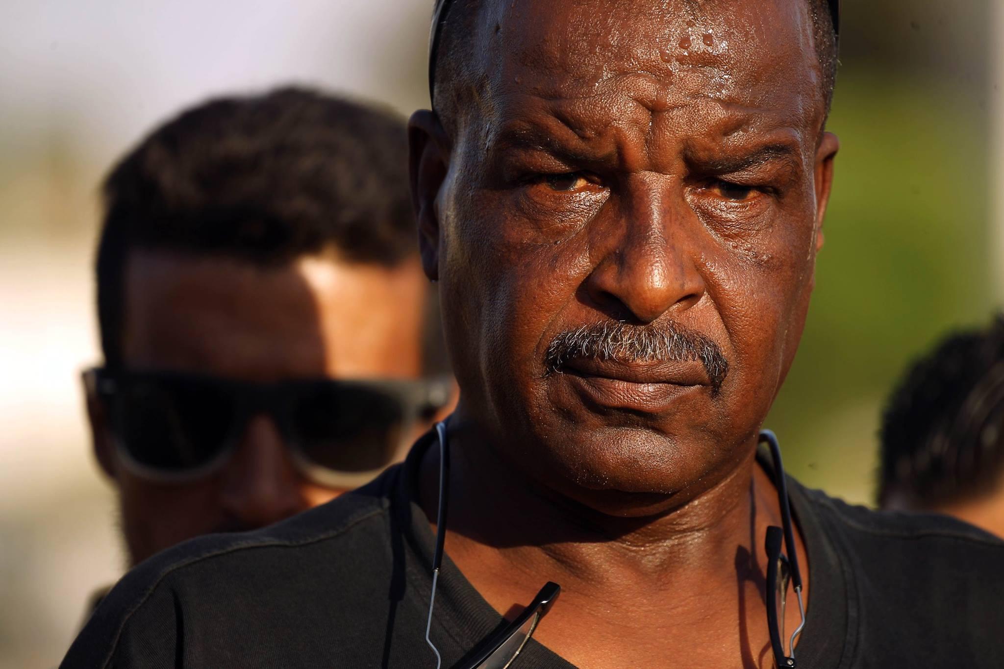 """بوخمادة يثير """"انقساماً ليبيا"""" بـ""""صورة واحدة"""""""