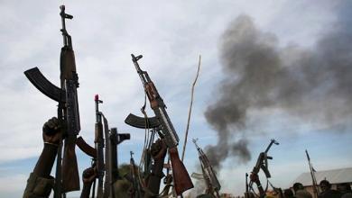 مأساة جنوب السودان