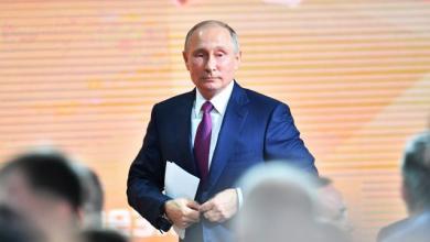 انتخابات الرئاسة في روسيا