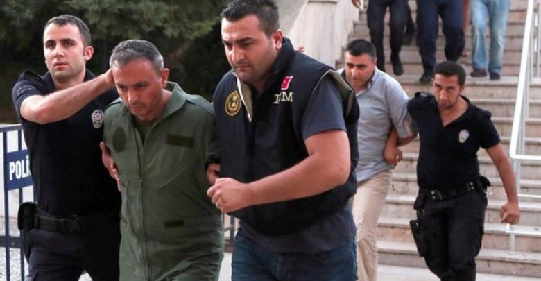 محاولة انقلاب فاشلة بتركيا
