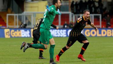 """Photo of حارس مرمى يمنح فريقه """"أول نقطة"""" في الدوري الإيطالي"""