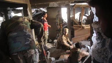 "Photo of ""حرب شوارع"" بمحيط الفندق البلدي في بنغازي"