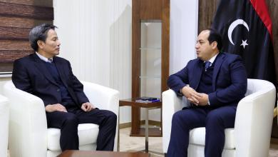 النائب بالمجلس الرئاسي لحكومة أحمد معيتيق