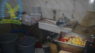 """Photo of بعد """"التونة الفاسدة"""".. """"غياب النظافة"""" عن مطاعم بنغازي"""