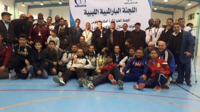 Photo of فريق طرابلس يتوج ببطولة الاستقلال للكرة الطائرة جلوس