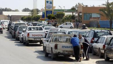 Photo of أزمة وقود تُطل برأسها.. وبني وليد تنجو