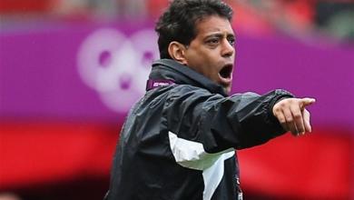 المدرب المصري هاني رمزي