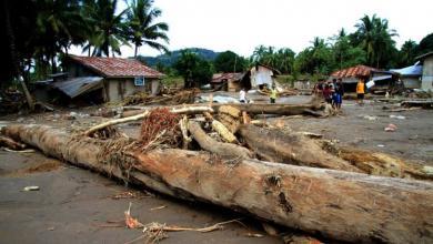 الإعصار سبب خسائر كبيرة في الفلبين (رويترز)