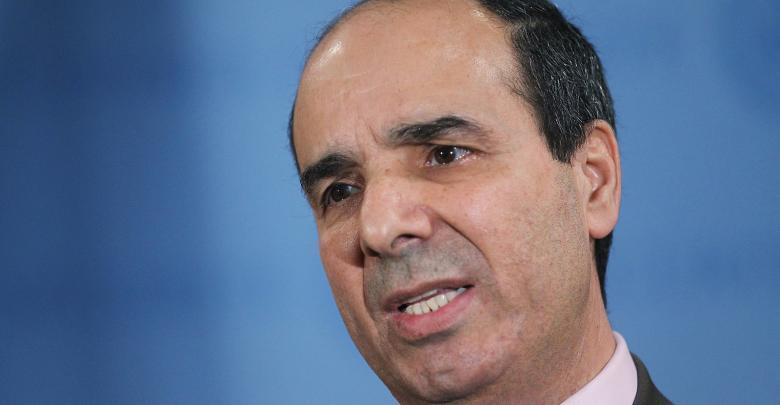 مندوب ليبيا السابق لدى الأمم المتحدة إبراهيم الدباشي
