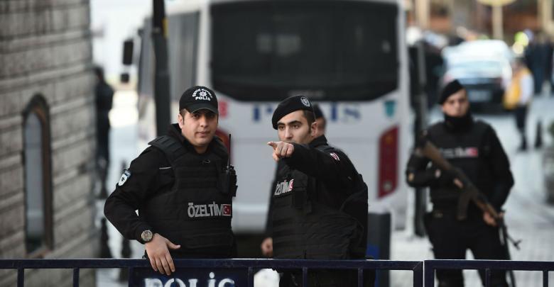 اعتقالات تركيا