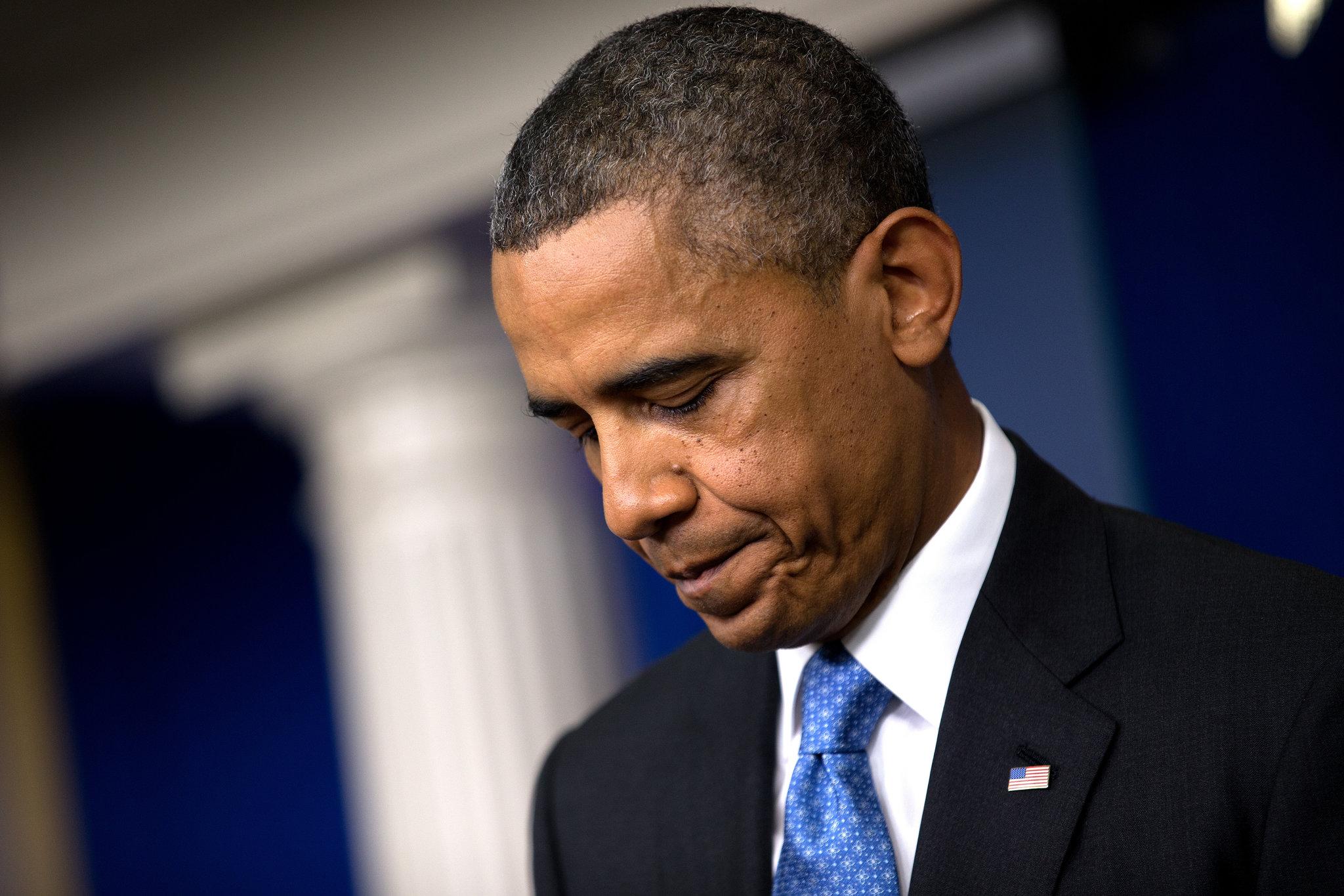 الرئيس الامريكي باراك أوباما