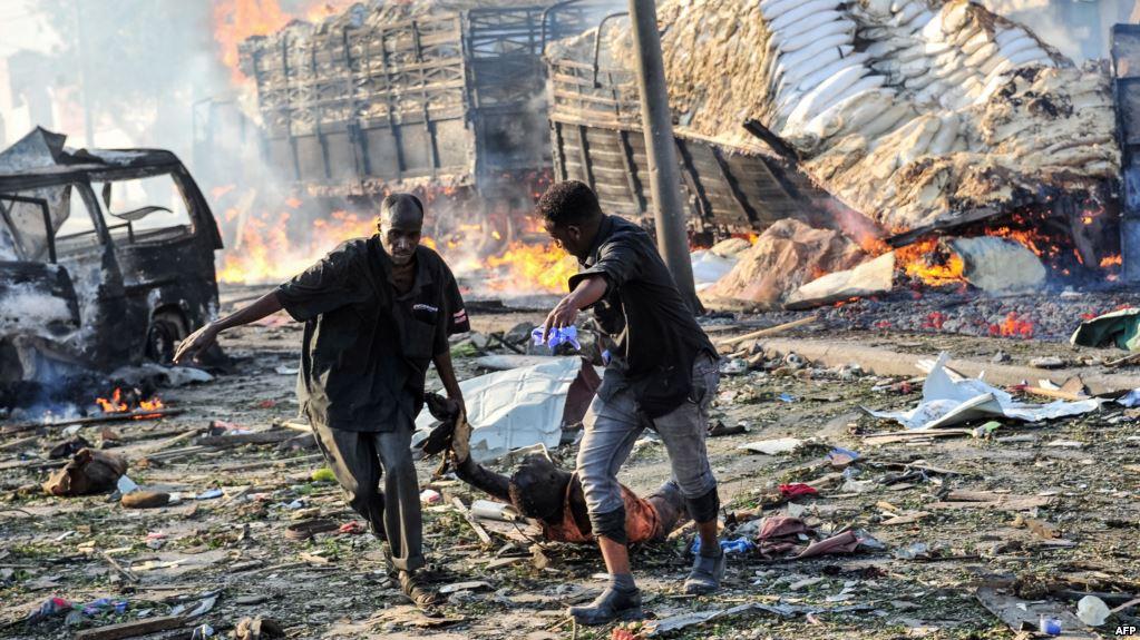 Mohamed Abdiwahab / AFP / Getty Images محمد عبدالوهاب جيتي إيماجيس