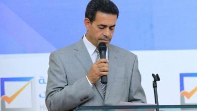 عماد السايح رئيس المفوضية العليا للانتخابات