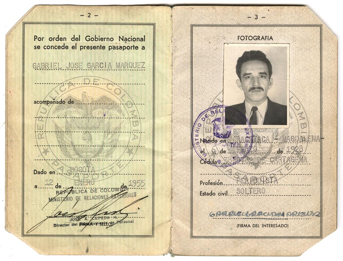 ارشيف غابرييل غارسيا ماركيز